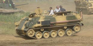 FV432 Military Vehicle For Hire